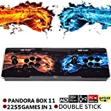 SeeKool Pandora 11 Home Arcade Konsole Video Spiel-Konsole, 2255 in 1 Joystick Spielkonsole, 2...