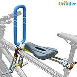 UrRider Kinderfahrradsitz, Fahrradkindersitz für Kleinkinder, Faltbarer und ultraleichter...