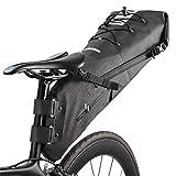 VANURX IPX7 Wasserdicht Fahrrad-Sattel-Beutel, Radfahren Sitztasche, Leichte...
