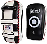 Fairtex Muay Thai Kick Pad - Curved Shape KPLC3 Fatboy
