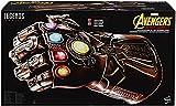 Marvel Avengers E0491EU4 Legends Elektronischer Machthandschuh, im detailreichen Premium-Design,...