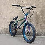 SWORDlimit 20-Zoll-BMX-Freestyle für Anfänger bis Fortgeschrittene, hochfester, stoßdämpfender...