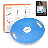 Joyletics Balanceboard Therapiekreisel | Balance Board zur Verbesserung von Kraft, Gleichgewicht und...