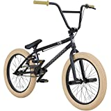 20 Zoll BMX Collective C1 Pro Park Freestyle Bike Fahrrad 16/9 Park Bike schwarz, raw, rot oder...