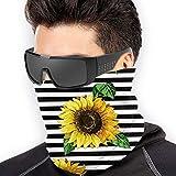 Mjmhvfhtgdcx Bandana für Rave Gesicht Staub Wind UV Sonnenschutz Halstuch Kopfbedeckung für...