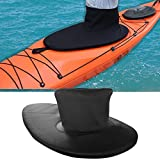 Ksruee Universal Kajak Spritzdecke, Wasserdicht Nylon Kayak Spritzschutz Boat Spray Skirt, Cockpit...