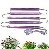 QYRL Lampe Für Pflanzen Full Spectrum Led Wachsen Licht 12W Wachstum Lichter Für Indoor Blumen...