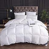 Cactuso daunendecke 200 x 220 cm,Down ist weiße Gänse-Samt-Doppel-Winter-Twisted-Blumen-Enten-Quilt-180x220 cm 3500g_W.
