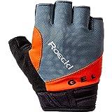 Roeckl Itamos Fahrrad Handschuhe kurz grau 2020: Größe: 10.5