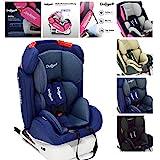 Daliya Sitorino 0-36 KG 0-12 Jahre Autositz Kindersitz Gruppe 0+1+2+3 Blau mit Isofix Fix und Top...