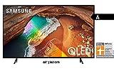 Samsung Q60R 163 cm (65 Zoll) 4K QLED Fernseher (Q HDR, Ultra HD, HDR, Twin Tuner, Smart TV)...