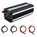 ALTERDJ 3000W Wechselrichter Modifizierte Sinuswelle - Auto Wechselrichter 12v auf 230v Umwandler -...