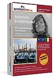 Italienisch Sprachkurs: Fließend Italienisch lernen. Lernsoftware-Komplettpaket