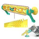 Katzenspielzeug Tunnel Katzenspur Ballspielzeug Mit Glockenhaarentfernung Kamm Fun Levels Des...