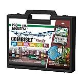 JBL Wassertest-Koffer, Mit 6 Tests und Zubehör, Für Süßwasser-Aquarien, ProAquaTest Combi Set...