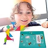 Seasons Shop Puzzle, Puzzle-Spiel Puzzle Reisespiel Puzzle Farbe buchförmigen Baby-Spielzeug...