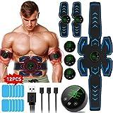 Lovebay EMS Trainingsgerät, Muskelstimulator Bauchmuskeltrainer Muskelstimulation...