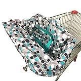 Zusammenklappbarer Multifunktions-Bezug für Baby-Einkaufswagen