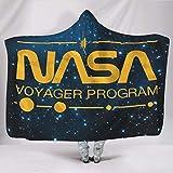 Dogedou NASA Decke Soft Warm Kid Couch Sofa Bed Decke White 150x200cm