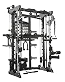 Force USA Monster G9 Commercial Smith Machine + Funktionstrainer + Power Rack