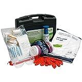 AGRAR-Schutzausrüstung - Augenspülung, Atemschutzhalbmaske, Kombifilter A2P3, Schutzbrille,...