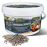 Bodenkaiser Universaldünger, organisch-mineralischer Pflanzendünger für Ihren Garten mit...