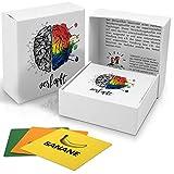 Verkopft (Kartenspiel) Fordert und Fördert Konzentration und Schnelligkeit - ideal als Reisespiel...