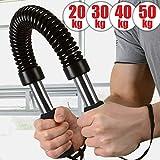 Biegehantel   20, 30, 40 oder 50kg, Stahl, Schwarze Farbe, für Arm und Unterarm, Bizeps und Brust...