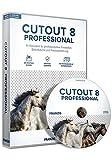 FRANZIS CutOut 8 professional|8|Die neueste Version vom Freistellspezialisten|Inkl. Photoshop...
