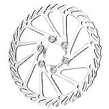 VGEBY1 Bike Disc Pad, langlebiges 6 Schrauben Straßen Scheibenbremsen Mountainbike Fahrrad...