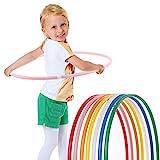 Hoopomania® Kinder Hula Hoop Reifen, Durchmesser 60cm in pink