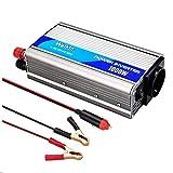 weikin Spannungswandler 1000W Wechselrichter DC 12V zu AC 220V 230V 240V analoger Sinus-Konverter...