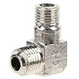 Rechtwinklige Rohrverbindung G1/4 Schnellkupplungs-Schlauchfittings Luftkompressor-Zubehör