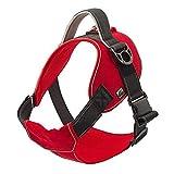 Ancol Extreme Hunde Brustgeschirr (XL) (Rot)