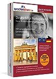 Deutsch für Portugiesen