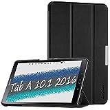 EasyAcc Ultra Dünn Hülle für Samsaung Galaxy Tab A 10.1, mit Standfunktion und Auto Sleep/Wake Up...