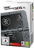 New Nintendo 3DS XL metallic schwarz