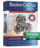 Becker Cad 10 3D Pro für Microsoft Windows 10-8-7-Vista-XP | Cad-Software für Architektur,...