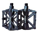 ProHomer Fahrradpedale, Fahrrad Pedalen 9/16 Zoll Achse CNC Aluminium Alu mit Abgedichtete Lager...
