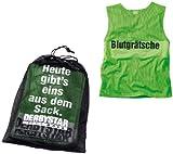 Derbystar Markierungshemdchen 10er-Set, Senior, grün, 6821050400