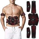 EMS Bauchmuskeltrainer, EMS Trainingsgerät Muskelstimulation, Professional ABS Bauchmuskeltrainer...