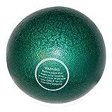 Boje Sport Stoßkugel für Wettkampf + Training 3,00 kg aus Gusseisen - Green Gras