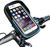 YAOGZ Fahrrad Handy Lenkertasche, Fahrrad-Telefon-Halter Wasserdicht und MotorcycleMount...