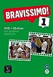 Bravissimo 1: Corso d'italiano. DVD + CD-ROM (Bravissimo! / Corso d'italiano, Band 1)