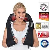 Nackenmassagegerät DAS ORIGINAL Donnerberg® München Shiatsu Massagegerät Nacken Schulter Massage...