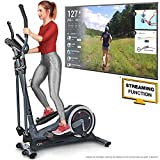 Sportstech CX625 Crosstrainer - Deutsche Qualitätsmarke - mit Video Events & Multiplayer APP, 24 KG...