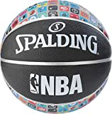 Spalding Unisex-Adult 3001531010007_7 Basketball, Multicolor, 7