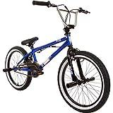 20' BMX deTOX Freestyle Kinder Neu Anfänger ab 130 cm, 7 J., Farbe:Aquamarin Blau