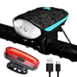 Fahrradbeleuchtung Led USB Fahrradlicht Hinten Led Licht für Fahrrad Fahrradlichter geführt Licht...