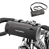 ROCKBROS 100% Wasserdicht Lenkertacshe/Rahmentasche/Umhängetasche Multifunktionale Fahrradtasche...